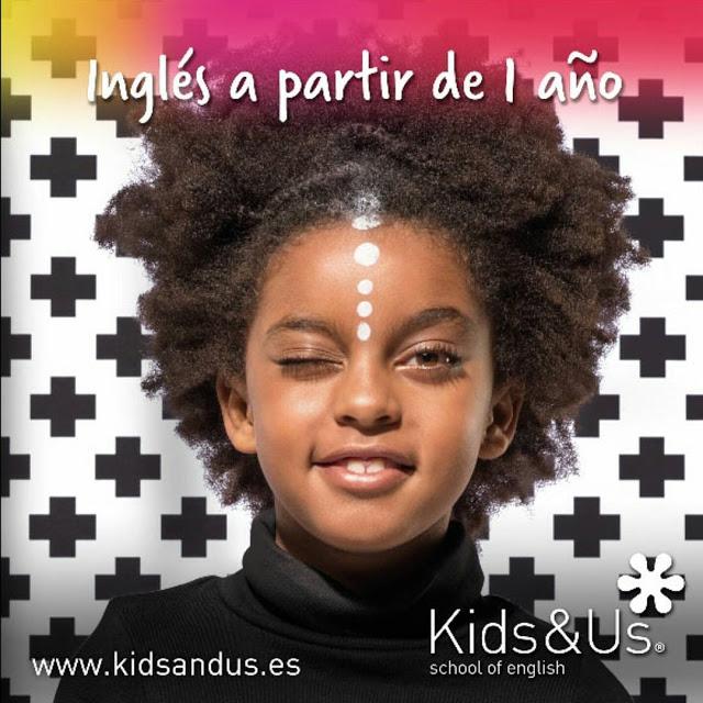 """El Próximo Curso """"Speak in Colours"""" en Inglés con Kids and Us ¿te Apuntas? 1"""