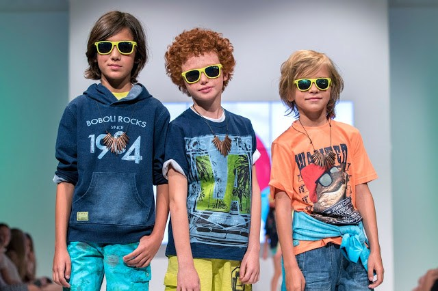 Bóboli color moda infantil chicos
