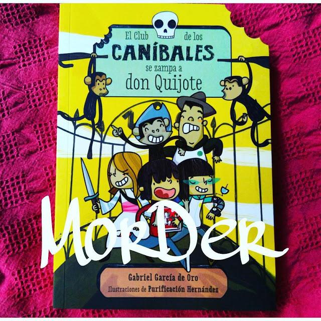 Club Caníbales Quijote Anaya
