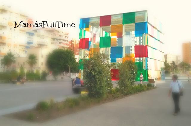 Centro Pompidou Málaga Arte