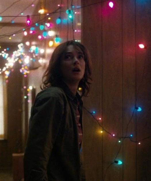 Winona Ryder protagonista temporada serie