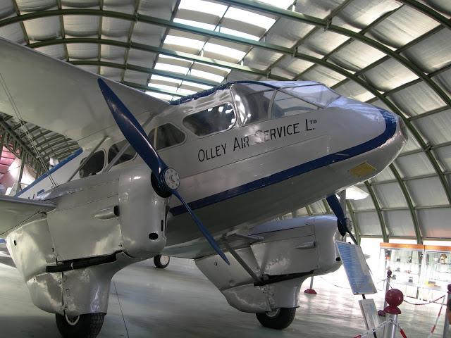 Museo Aire Aviones Madrid