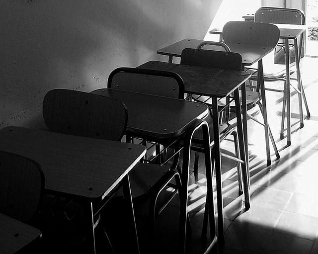 la religión en el colegio