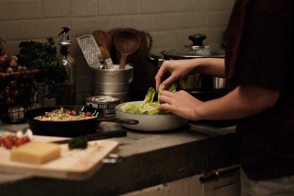 cocinar juntos para comer mejor