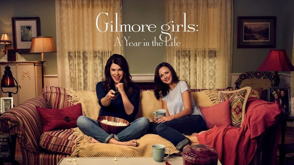 Las Chicas Gilmore, maternidad en serie