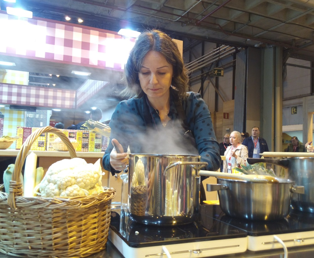 cocina y organización