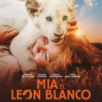 Cine y medio ambiente en Mía y el león blanco