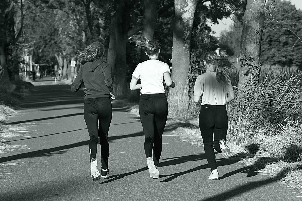 salir a correr
