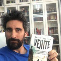 Veinte de Manel Loureiro, un libro para una pandemia
