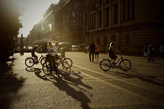 bicicleta en tiempos de virus