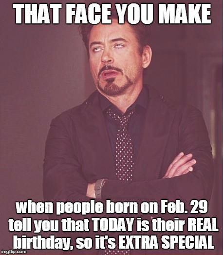 The Best Leap Year Memes To Share Every Four Years