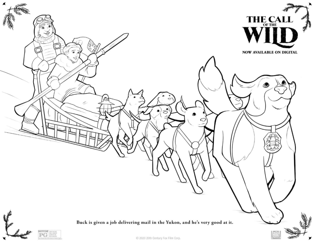 The Call Of The Wild Review A Little Cheesy But Not All Bad
