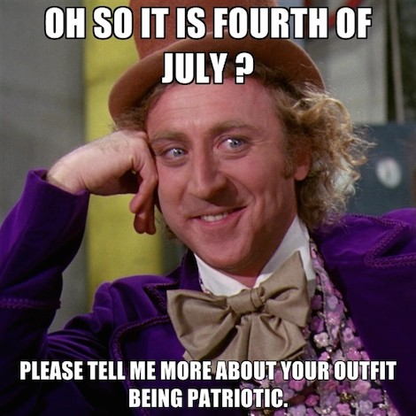 A Collection Of The Best July 4th Independence Day Memes