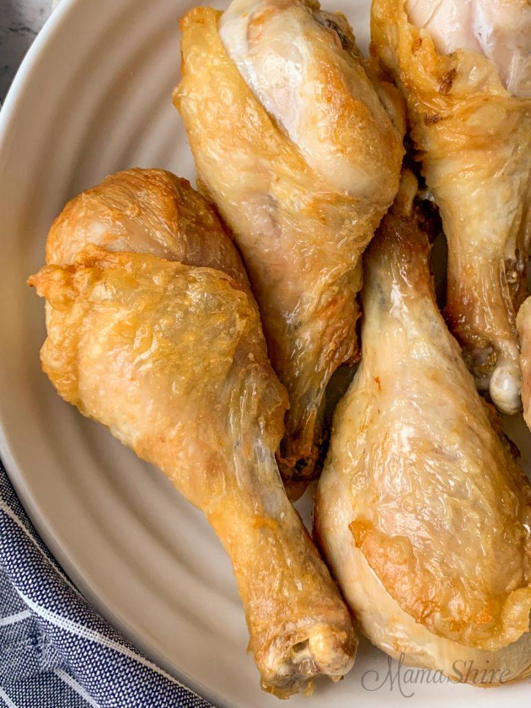 Easy Air Fryer Chicken Legs Recipe (Gluten-Free & Keto ...
