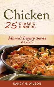 CHICKEN RECIPES - COVER