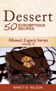 DESSERT - 50 Scrumptious Recipes