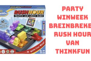 Breinbreker Rush Hour ThinkFun