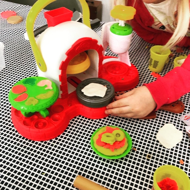 Play-Doh Pizza Chef