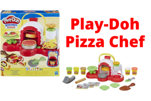 Play Doh Pizza Chef