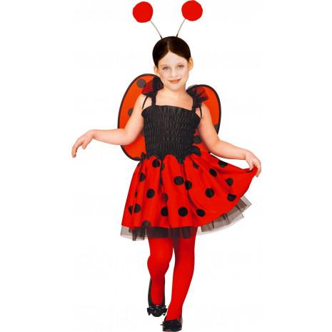 Lieveheerstbeestjes jurk