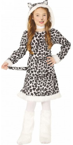 Luipaard jurk