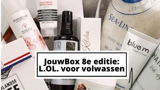 JouwBox 8e editie: L.OL. voor volwassen