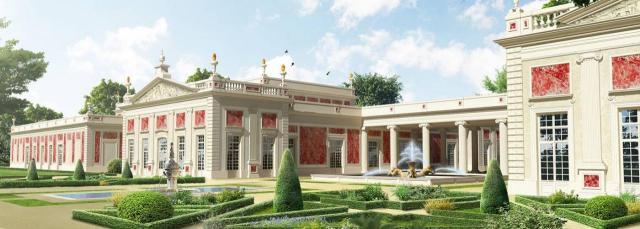 """Puy du Fou - """"Le Grand Siècle"""": het Sun King Hotel"""