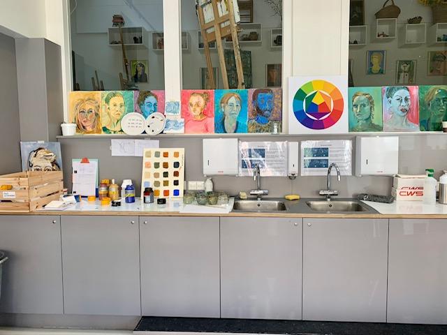 Zomervakantie Familiedagen Van Gogh Museum