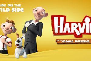 Harvie en het magische museum