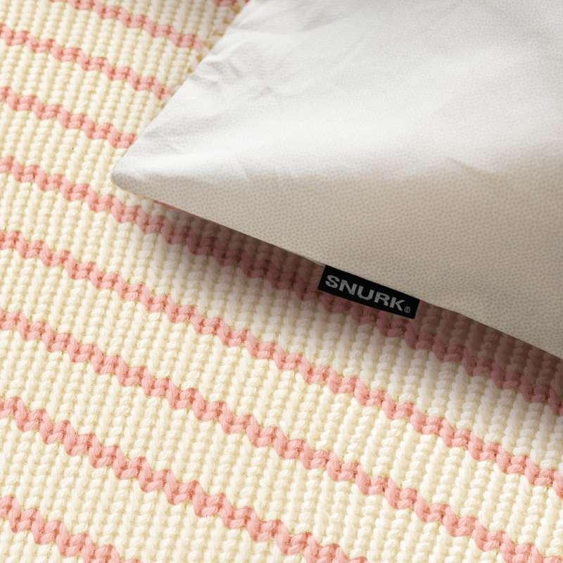 SNURK Breton pink dekbed