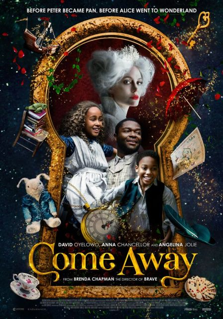 Come Away filmposter