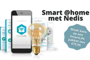 Smart @home met Nedis