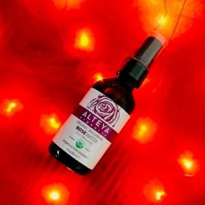 Jouwbox Kerstspecial - Biologisch rozenwater van Alteya Organics