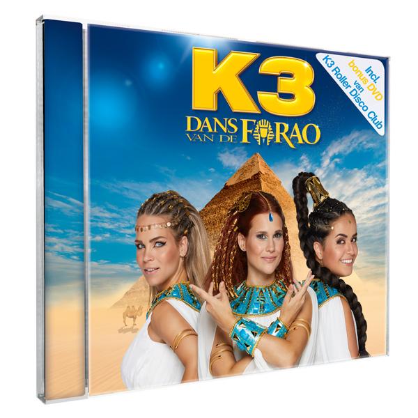 K3 Dans van de Farao CD