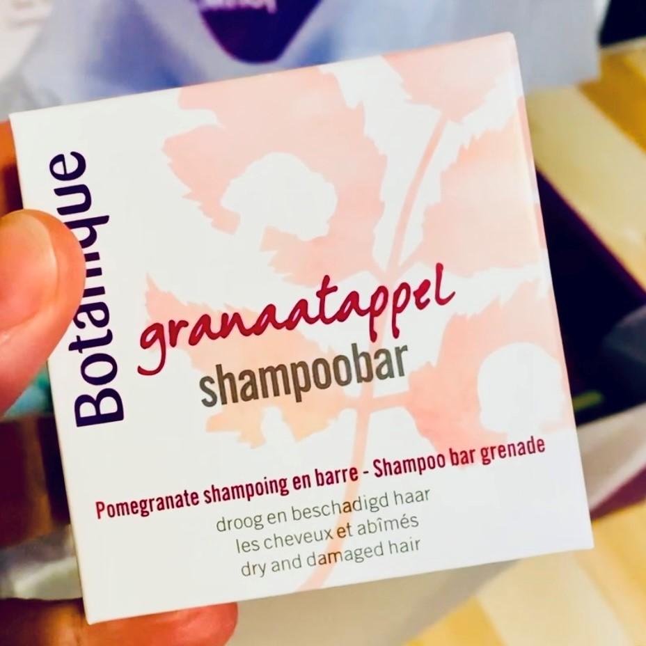 Botanique - Shampoobar granaatappel