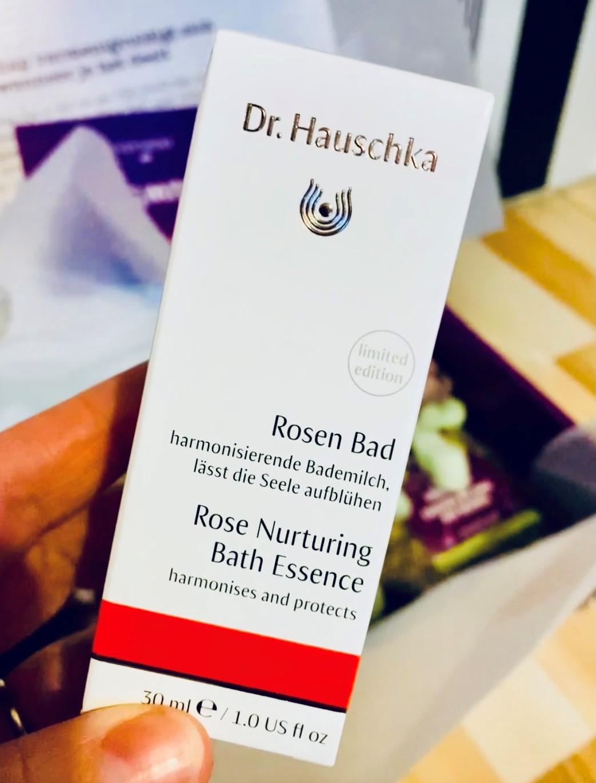 Dr. Hauschka - Rozen Bad