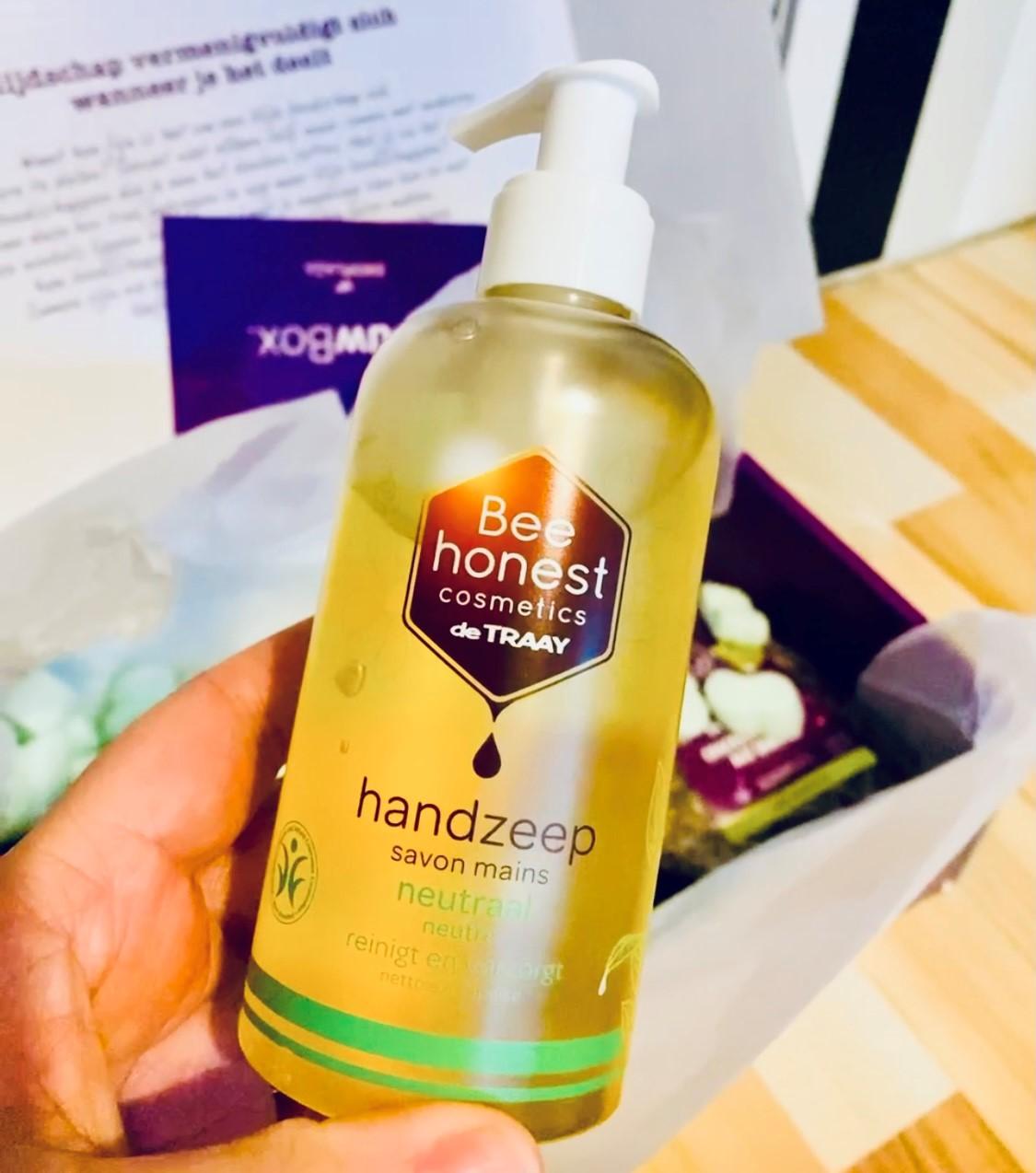Bee Honest Cosmetics - handzeep neutraal