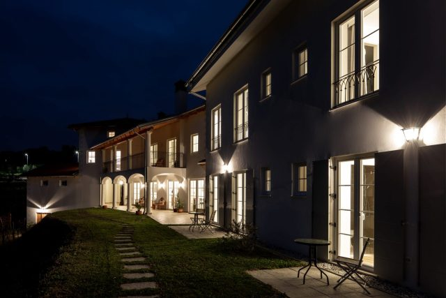 Slovenie - Peterc Vineyard