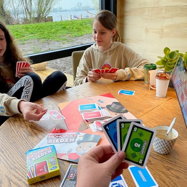 Monopoly Bieden spelletjes