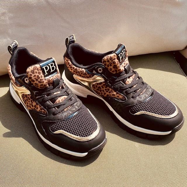 Patty Brard With Love Kruidvat sneakers