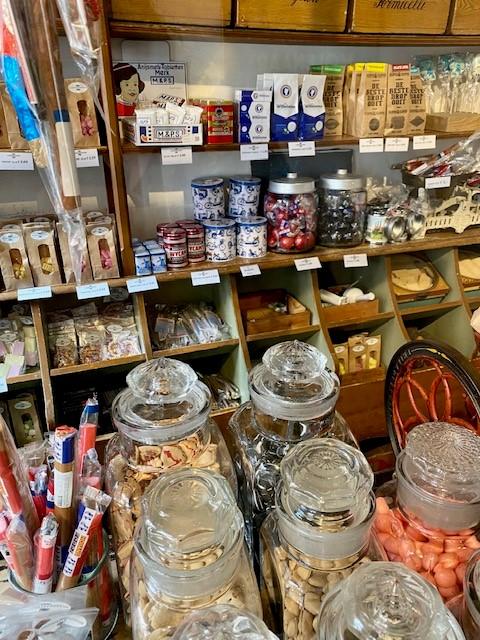 Snoepwinkel Zuiderzeemuseum