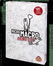 MicroMacro: Crime City van White Goblin Games
