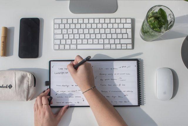 Blogbox Back to Work - Bambook
