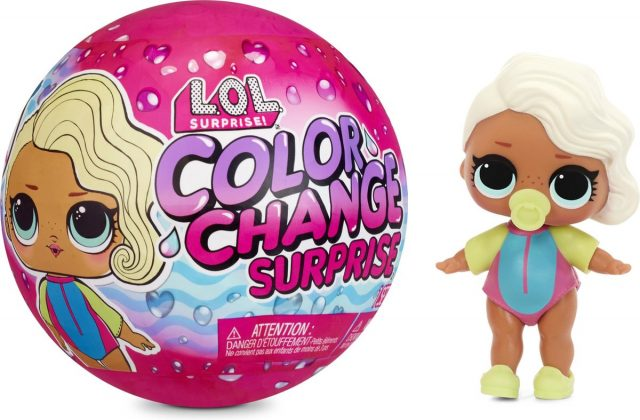 L.O.L. Surprise Color Change Bal Minipop