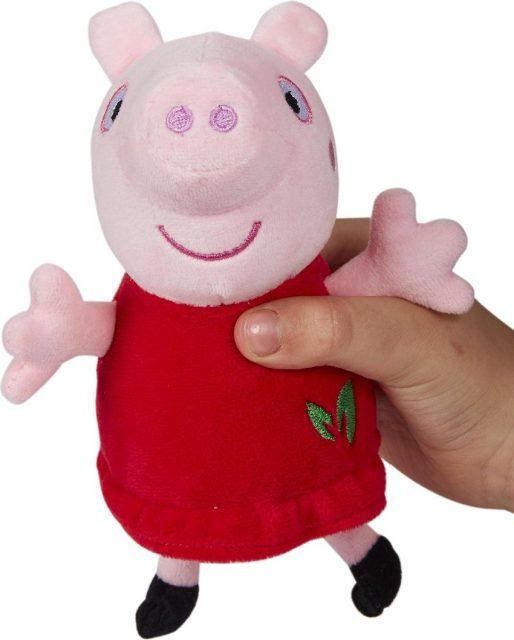 Peppa Pig Plush van gerecycled materiaal