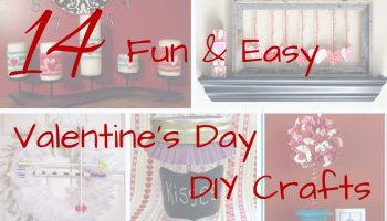 14 Fun Easy DIY Valentines Day Crafts To Make With The Kids