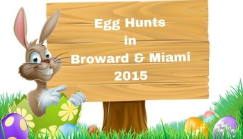 2015 Easter Egg Hunts In Broward Miami Dade County