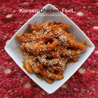 Korean Chicken Feet