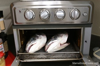 Air Fried Salmon Heads 121219 (2)