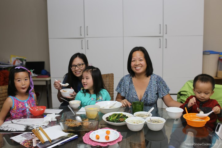 Stir Fry Chinese Broccoli with Garlic Spicy #2 032020 (18)